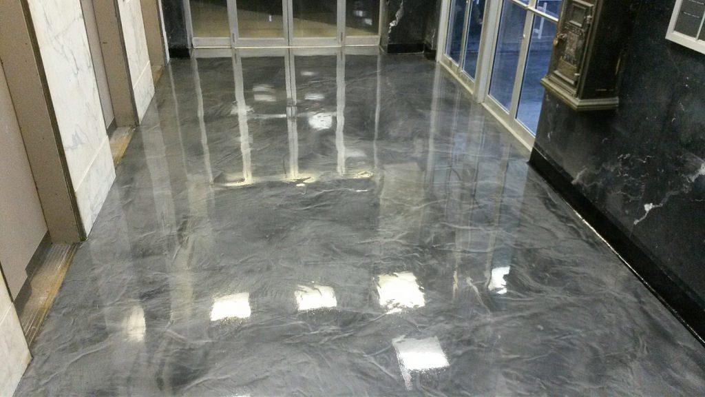 Epoxy Flooring Malaysia